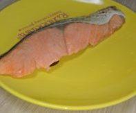 天然秋鮭の塩焼きセブンプレミアム