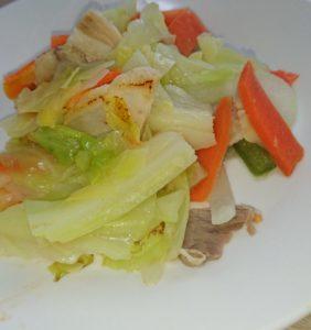肉入りカット野菜セブンプレミアム