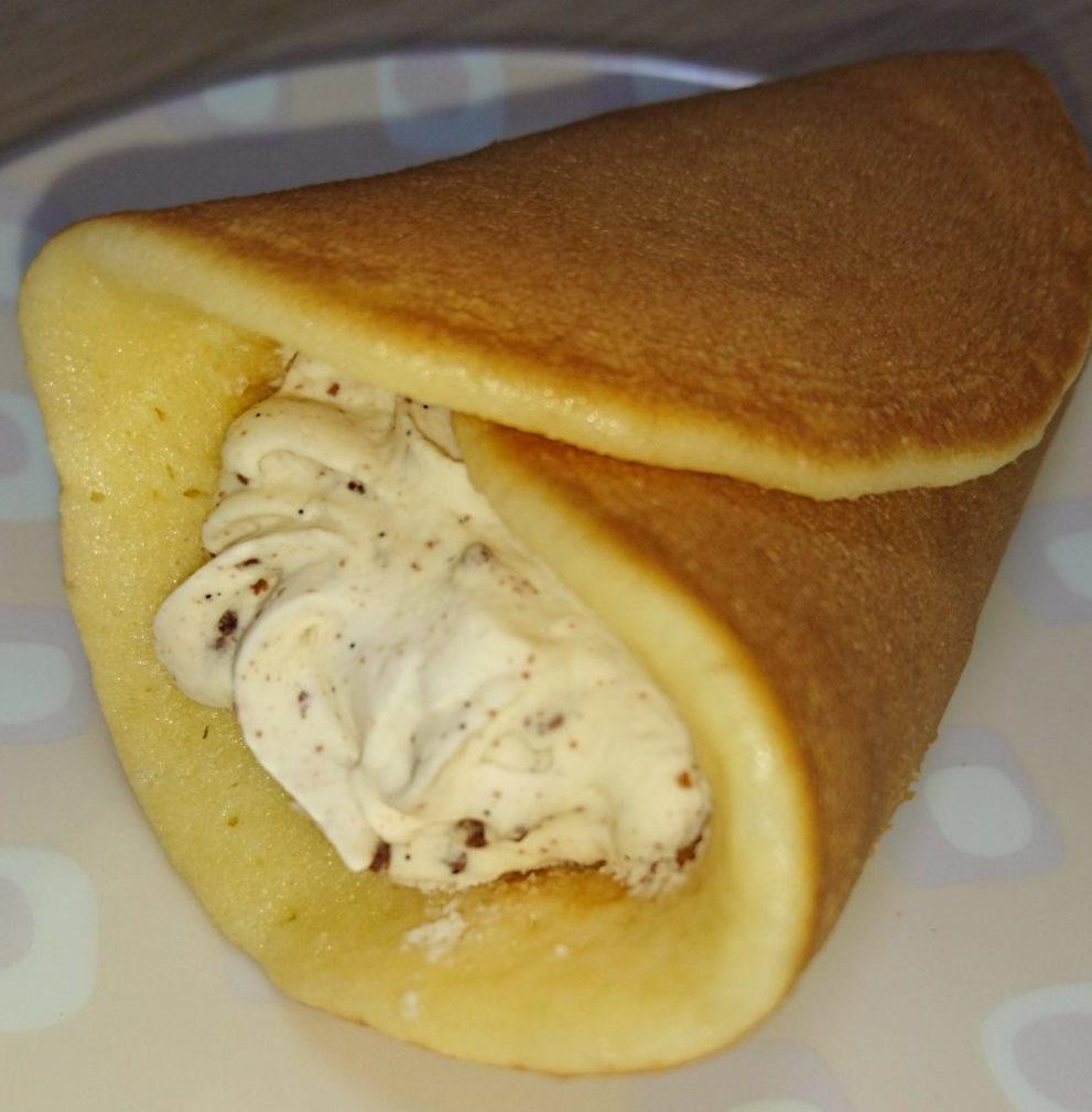どらソフトチョコ&クッキークリームセブンカフェ
