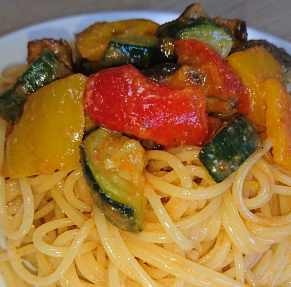 グリル野菜セブンイレブンでアレンジレシピ