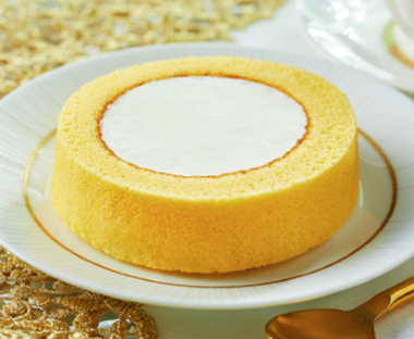 ローソン 新プレミアムロールケーキ