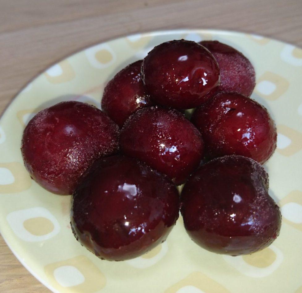 冷凍チェリー セブンイレブン 冷凍フルーツ