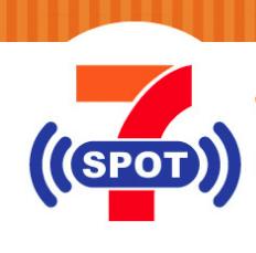 セブンイレブンアプリ利用メリット セブンスポットロゴ